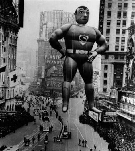 amusing vintage photographs  thanksgiving day parade
