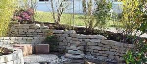 Steine Für Trockenmauer : fertig ~ Michelbontemps.com Haus und Dekorationen