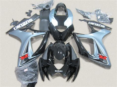 Suzuki Fairings by Suzuki Gsxr 600 2006 Aftermarket Road Fairing Kit