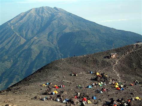 gunung  jawa tengah gunung