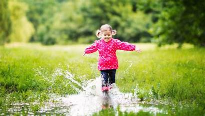 Rainy Rain Park Activities Shutterstock