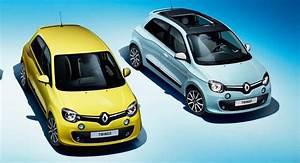 Petite Voiture 5 Places : renault ose une twingo tr s smart automobile ~ Gottalentnigeria.com Avis de Voitures