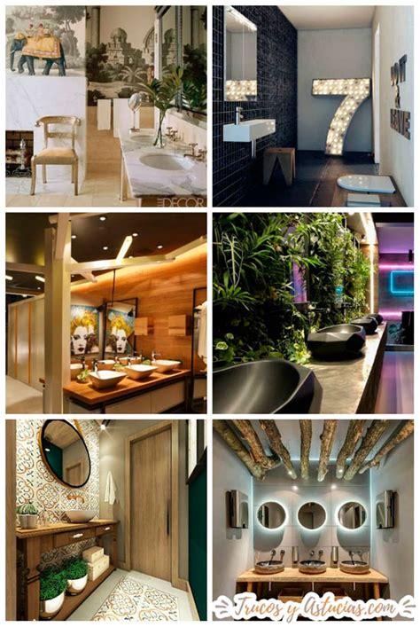 banos de restaurantes cuya decoracion te encantara