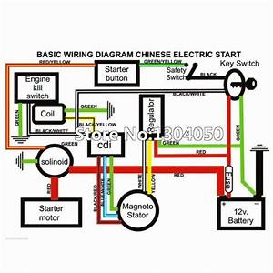 4 Stroke Atv Wiring Diagram  U2022 Wiring Diagram For Free