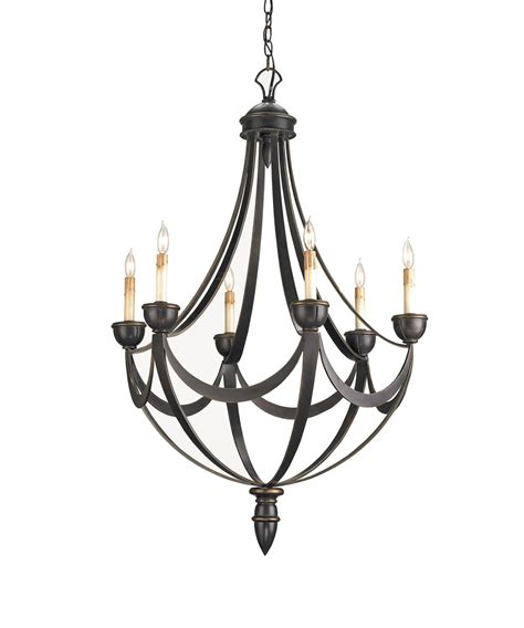 currey and company 9042 palomino 28 inch chandelier