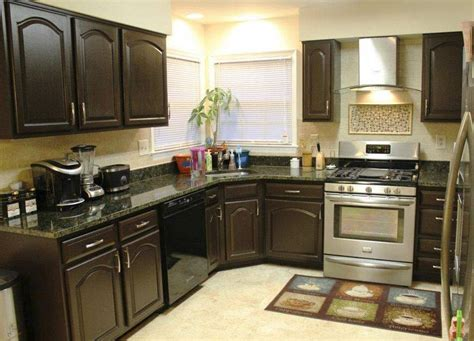 designs  dark cabinet kitchen home  cabinet