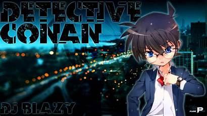 Conan Detective Wallpapers Closed Case Background Desktop