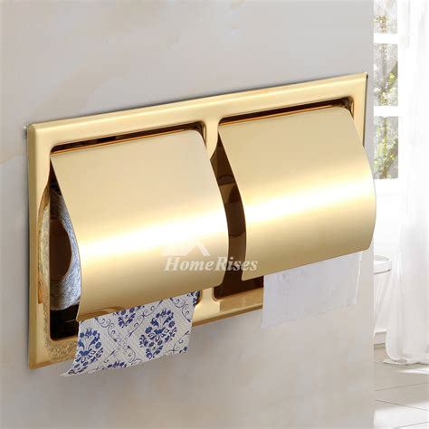 shower recessed shelves toilet paper holder recessed stainless steel polished