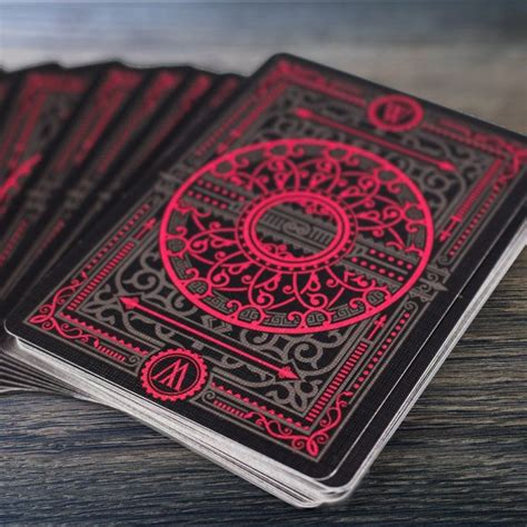 devastation limited edition deck playing cards cartes