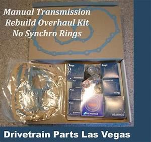 Nv4500 5 Speed Manual Transmission Rebuild Kit 1992