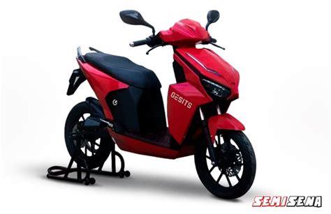 Review Gesits Electric by Motor Listrik Honda Di Indonesia Impremedia Net