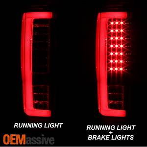 Fit 2017 F350 Superduty Red Clear Full Led