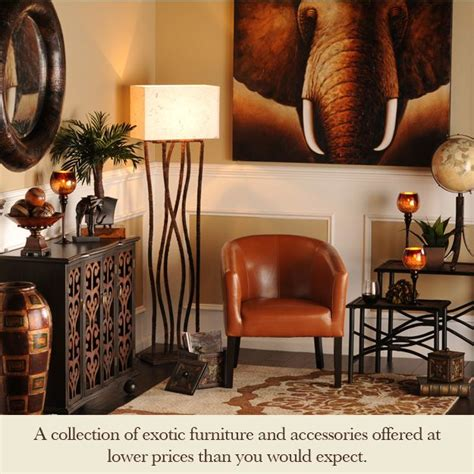 Decorating Living Room Safari Theme by My Furture Living Room The Elephants For The Home