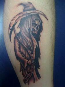 Related Keywords & Suggestions for shinigami tattoo