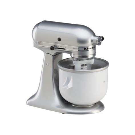 kitchenaid mixer ice cream maker attachment stand recipes cake kitchen aid food cuisinart mixers footed dome kick baking win fall