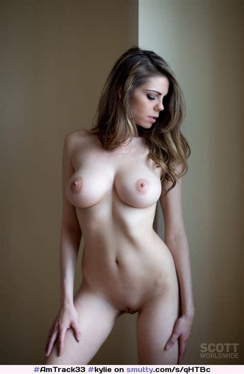 Kylie By Scottworldwide On Deviantart Brunette Nude