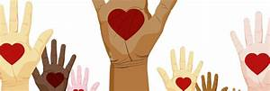 Image Gallery helping hands heart