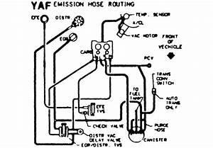 Picture Of Vacuum Diagram For 1986 Lg4 Trans Am