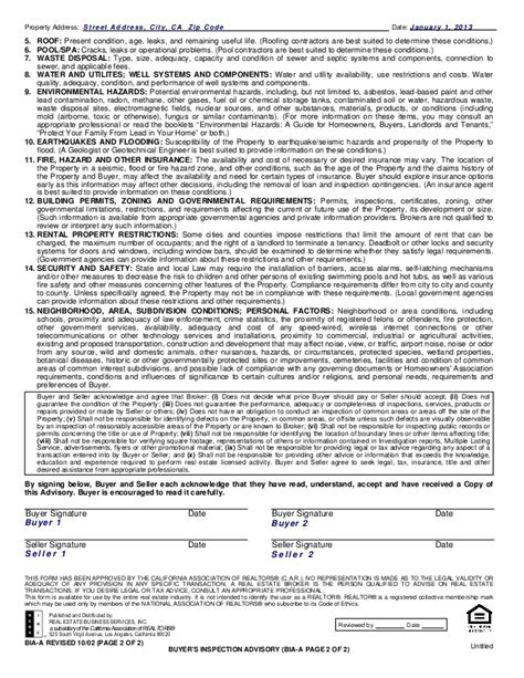 ca purchase agreement form rpa ca residential purchase agreement 410