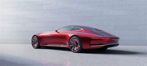 Maybach Car : Vision Mercedes-maybach 6 Has Finally Debuted