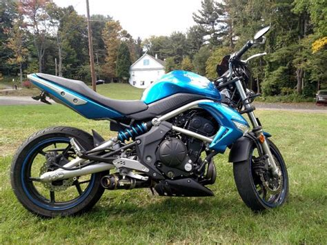 2009 Kawasaki Er 6n by Kawasaki Er 6n Motorcycles For Sale