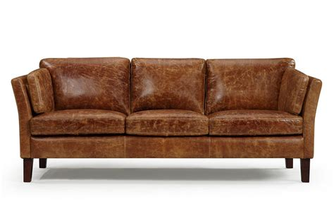 canapé scandinave vintage the vintage 1960 scandinavian leather sofa and