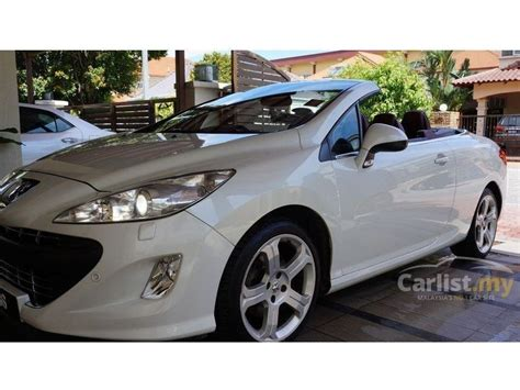 Peugeot 308 Convertible by Peugeot 308 2011 Cc 1 6 In Selangor Automatic Convertible