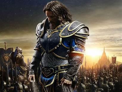 Warcraft Beginning Fantasy Warrior Action Fighting Adventure