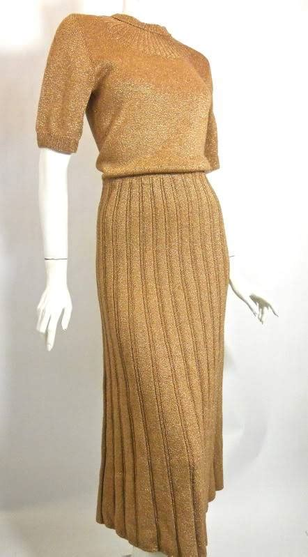 dorothea 39 s closet vintage dress 30s dress knit dress