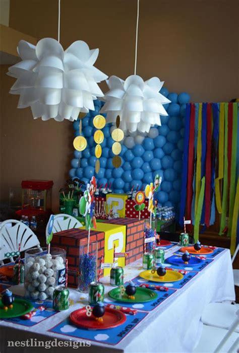 Ideas Birthday by Kara S Ideas Mario Planning Ideas Cake