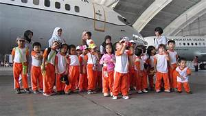 Trip to Lanud Halim Perdana Kusuma – Indonesia Montessori ...