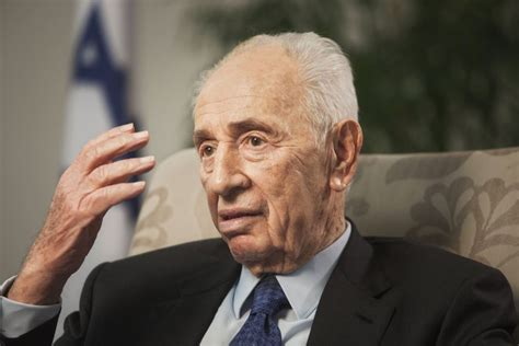 Shimon Peres's life 'in danger' after stroke   The Times