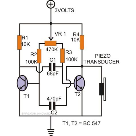How Build Electronic Mosquito Repeller Circuit