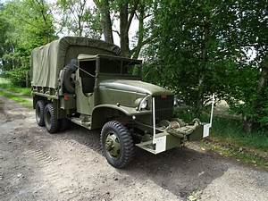 Sold  U2014 1943 Gmc Cckw 352 Lot 7 With Winch   U2013 Baiv B V