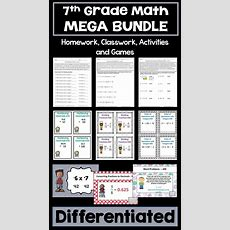 Best 25+ 7th Grade Math Worksheets Ideas On Pinterest  Word Puzzles Printable, Word Puzzles And