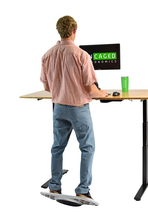standing desk balance board wobble board office balance and stability board