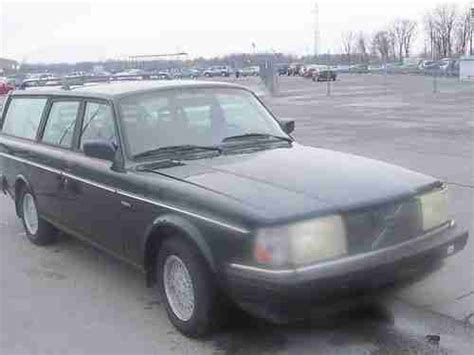 buy used 1993 volvo 240 wagon classic 5 speed runs excellent no reserve in elkridge maryland