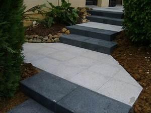 marches exterieures maison great dalles bois pour With amazing escalier de maison exterieur 3 escalier exterieur en beton prefabrique sur mesure