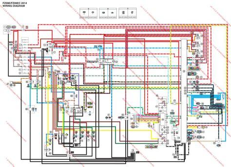 yamaha fz 07 wiring diagram 27 wiring diagram images