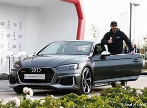 Offre Constructeur Automobile : le constructeur automobile audi offre des voitures de luxe tous les joueurs du real madrid ~ Gottalentnigeria.com Avis de Voitures