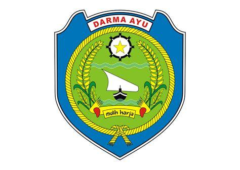 logo kabupaten indramayu vector