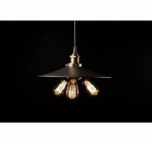 Suspension Ampoule Vintage : suspension style vintage industriel ampoule filament edison st58 t45 ~ Teatrodelosmanantiales.com Idées de Décoration