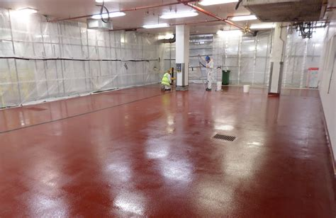 south carolina epoxy resin coating for concrete surfaces