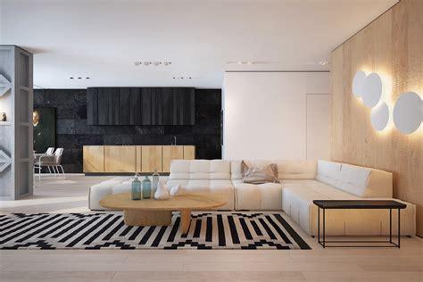 contemporary home interior design ideas  decorated