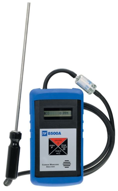 tif  carbon monoxide analyzer