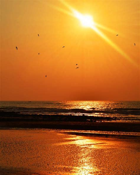 Beach, Landscape, Sea, Water, Nature, Ocean