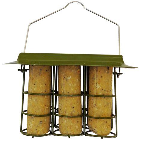 mini suet log feeder twootz com