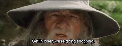 Shopping Going Loser Re Gandalf Ring Funny