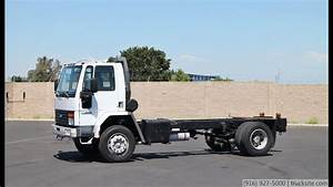 1990 Ford Cf8000 Cab  U0026 Chassis For Sale