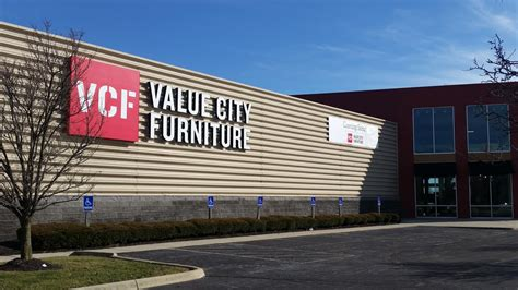 value city furniture takes kittle s spaces at easton and